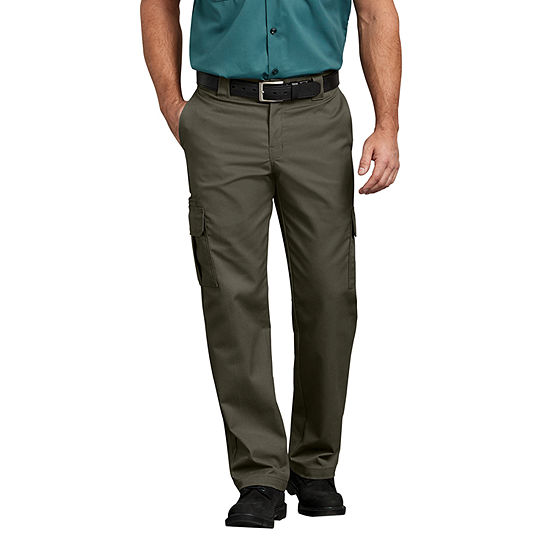 Dickies® Flex Regular Fit Straight Leg Cargo Pant