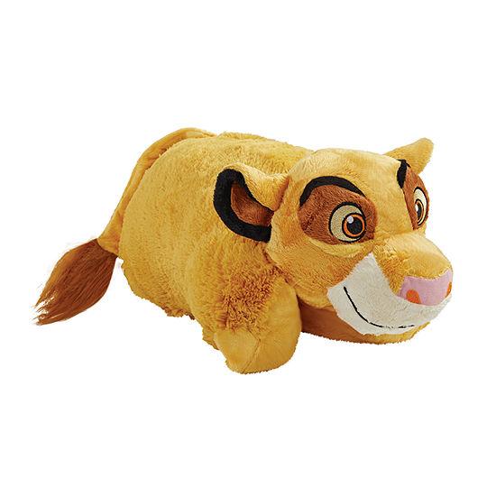 Pillow Pets Disney Lion King Simba Stuffed Animal Plush Toy Lion Guard Pillow Pet