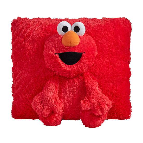 Pillow Pets Sesame Street Elmo Stuffed Animal Plush Toy