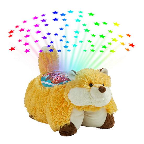 Pillow Pets Wild Fox Sleeptime Lite - Plush Night Light