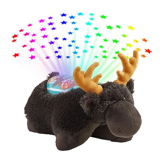 Pillow Pets Wild Moose Sleeptime Lite - Plush Night Light