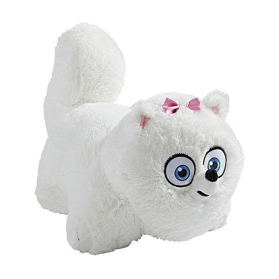 Pillow Pets Nbcuniversal The Secret Life Of Pets Gidget Stuffed Animal Plush Toy