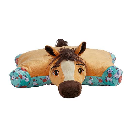 Pillow Pets Nbcuniversal Spirit Riding Free -  Spirit Stuffed Animal Plush Toy