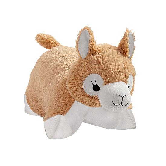 Pillow Pets Signature Lovable Llama Stuffed Animal Plush Toy Pillow Pet