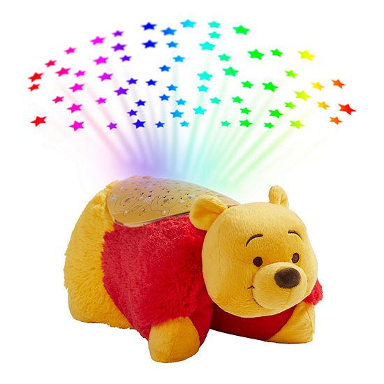 Pillow Pets Sleeptime Lites Disney Winnie The Pooh Plush Night Light