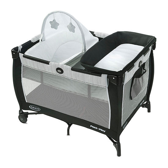 Graco Pack N Play Care Suite Zagg Play Yard