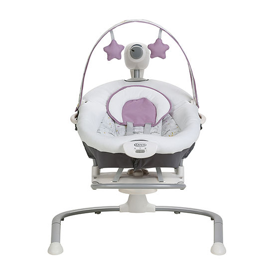 Graco Duet Sway Swing With Portable Rocker Maxton Baby Swing