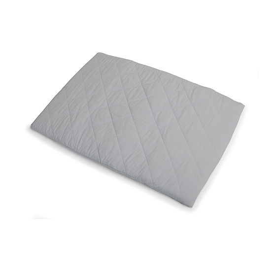 Graco Pack 'N Play Quilted Stone Gray Play Yard Sheet