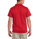 IZOD Young Mens Short Sleeve Performance Polo