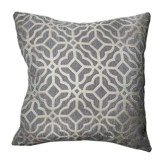 Spencer Nolan Square Throw Pillow