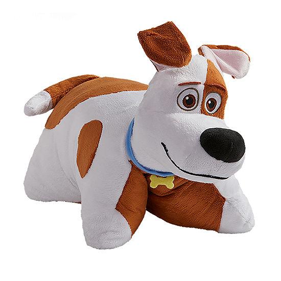 Pillow Pets NBC Universal The Secret Life Of Pets Max Stuffed Animal Plush Toy