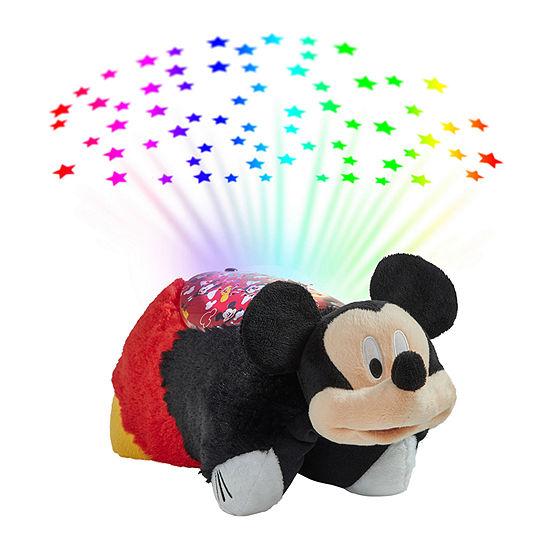 Pillow Pets Disney Mickey Mouse Sleeptime Lites Plush Night Light