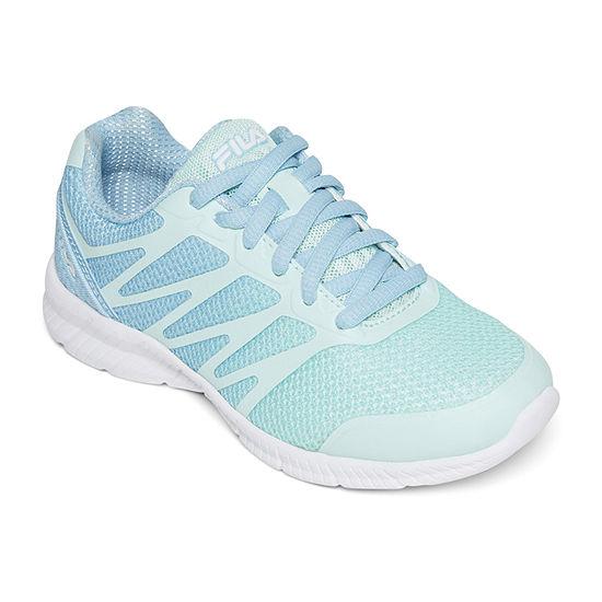 Fila Speedstride 3.5 Little Kids Girls Running Shoes