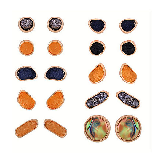 Arizona 10 Pair Earring Set