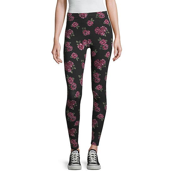 Flirtitude-Juniors Womens Legging