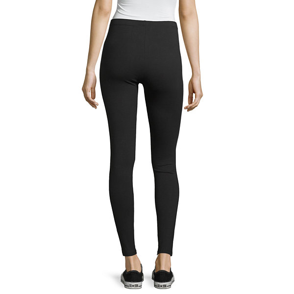 Flirtitude Womens Legging-Juniors