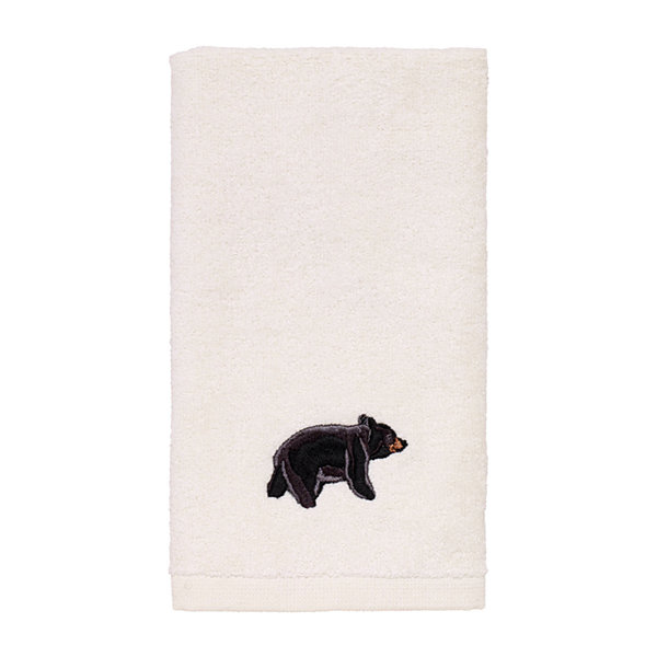 Avanti Black Bear Lodge Bath Towel