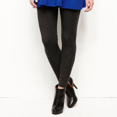 Mixit Solid Knit Leggings