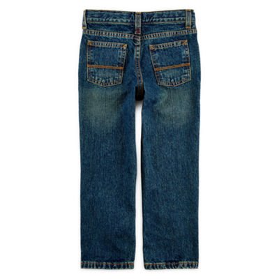 Arizona Original-Fit Jeans - Preschool Boys 4-7, Slim & Husky