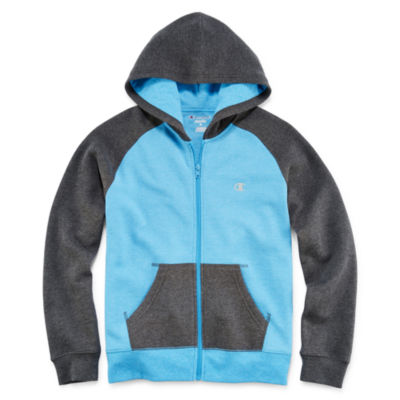 Champion® Full-Zip Fleece Hoodie - Boys 8-20