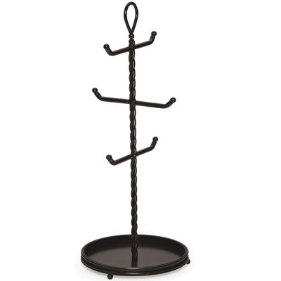 Gourmet Basics by Mikasa® Cast Base 6-Mug Tree