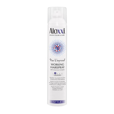 Aloxxi Working Hairspray - 9.1 oz.