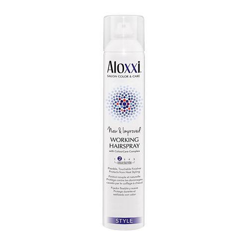 Aloxxi Working Hairspray - 9.1 oz.