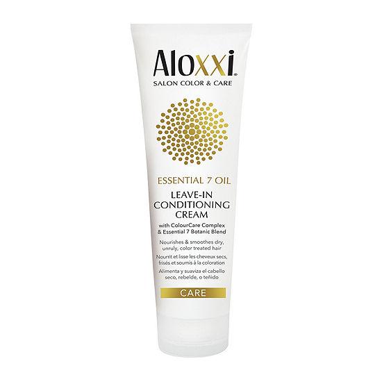 Aloxxi Essential 7 Oil Leave-In Conditioning Cream - 6.8 oz.