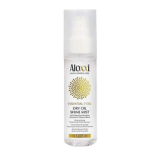 Aloxxi Essential 7 Oil Dry Oil Shine Mist - 3.4 oz.