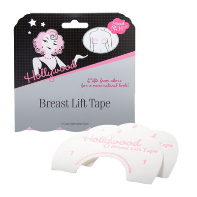 Hollywood Fashion Secrets® 4-pk. Breast Lift Tape