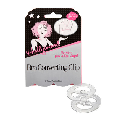 Hollywood Fashion Secrets® 2-pk. Bra Converting Clips