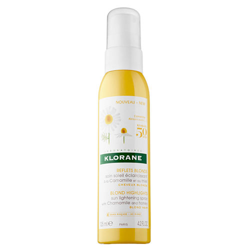 Klorane Sun Lightening Spray with Chamomile and Honey