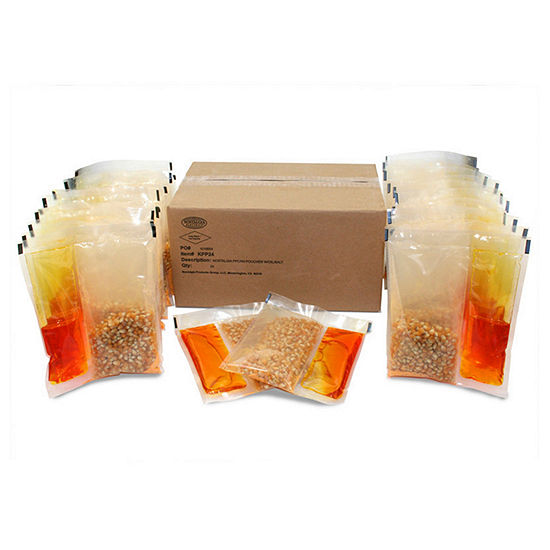 Nostalgia KPP24 24-Count 4-Ounce Pre-Measured Premium Quality Popcorn