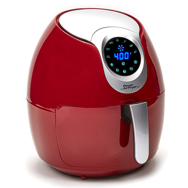 Power Air Fryer 5.3 Quart 1700W X-Large Deep Fryer