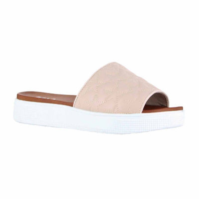 Mia Girl Blake Womens Slide Sandals