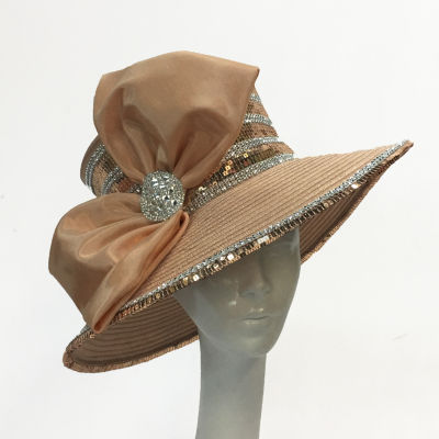 Whittall & Shon Derby Hat