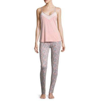 Daisy Fuentes Pant Pajama Set
