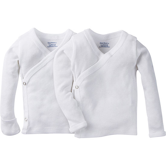Gerber Unisex Long Sleeve Kimono - Baby