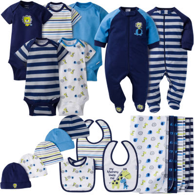 Gerber 19-Pc. Layette Gift Set-Baby Boys