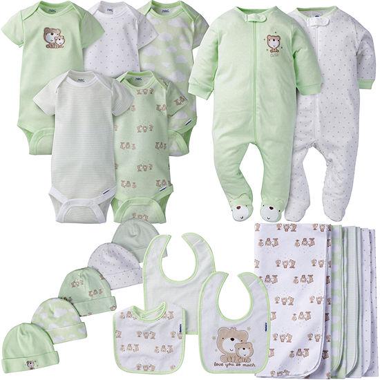 Gerber 19-Pc. Baby Gift Set-Baby Unisex