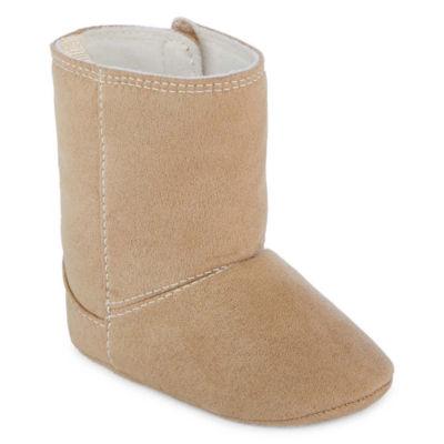 Okie Dokie Baby Girls Slip-On Shoes - Baby