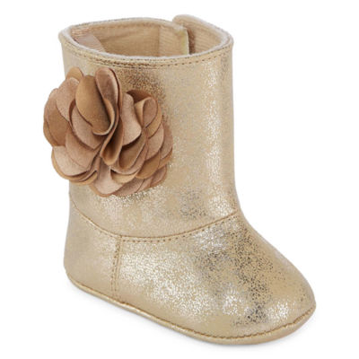 Okie Dokie Baby Girls Boot Shoes - Baby