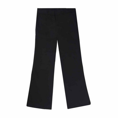 French Toast Flat Front Pants - Big Kid Girls Plus