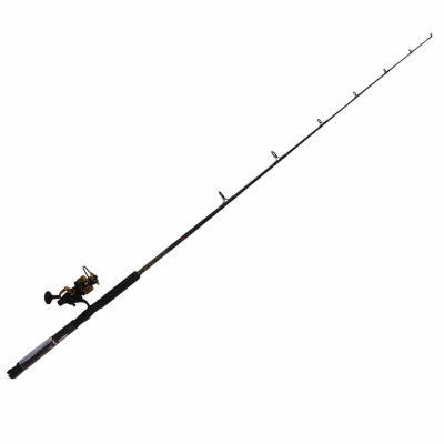 Penn Spinfisher V Spinning Combo 6500 5.6:1 Gear Ratio 7' 1pc Rod 15-30 lb Line Rating Medium/Fast Power