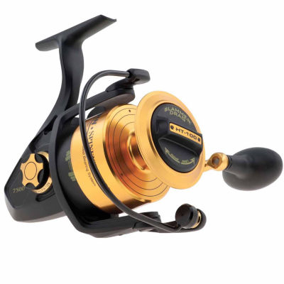 Penn Spinfisher V Spinning Combo 7500 4.7:1 Gear Ratio 7' 1pc Rod 20-40 lb Line Rate Heavy Power Fast Action