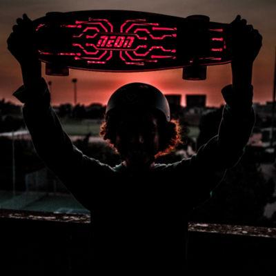 Neon Hype Board
