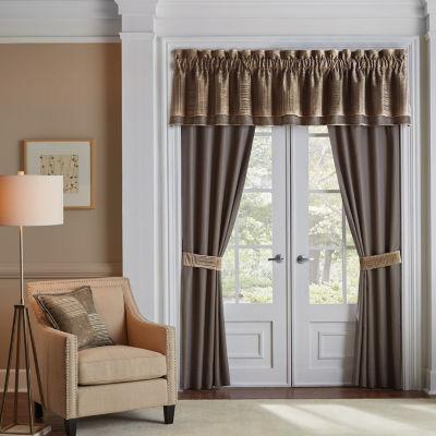 Croscill Classics Benson Rod-Pocket Curtain Panel