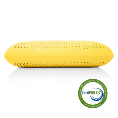 Malouf Z Zoned Dough Memory Foam Pillow Infused with Chamomile Scent