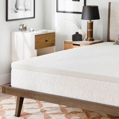 Weekender 2 Inch Memory Foam Mattress Topper