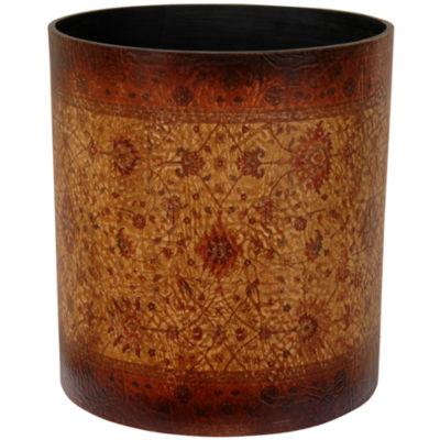 Oriental Furniture Olde-Worlde Baroque Waste Basket